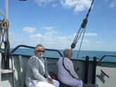 Club outing to sail on the Moonfleet